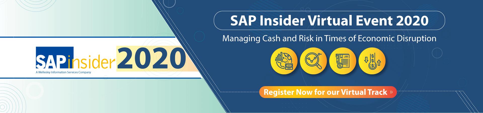 SAP-insider-2020 Banner