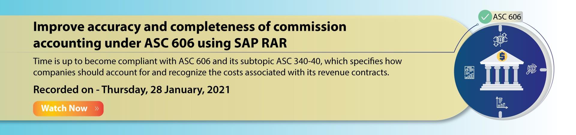 SAP RAR banner