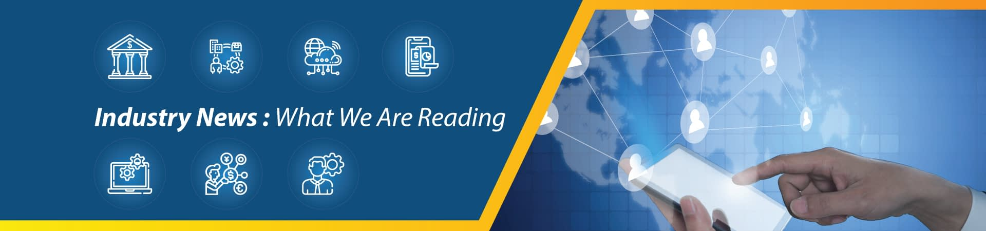 What we are reading banner