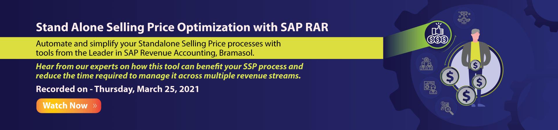 SAP Revenue Accounting Banner