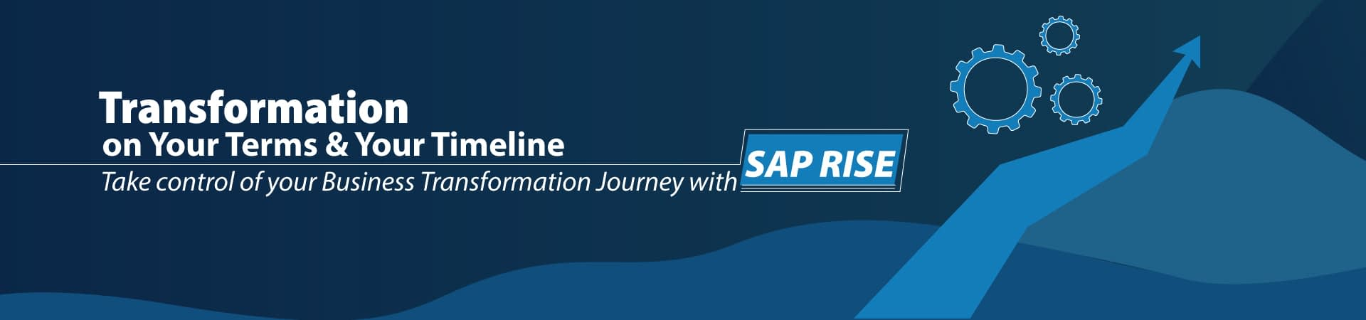 SAP Rise Home page banner