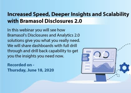 Disclosures and Analytics