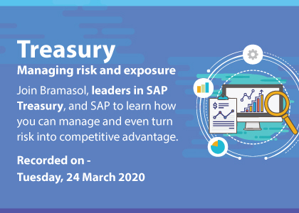 Treasury Managing Risk and exposure