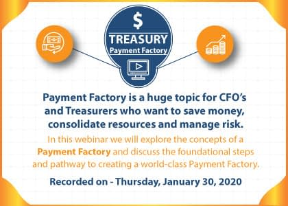 Treasury Payment Factory