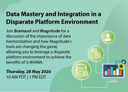 Data Mastery and Integration in a Disparate Platform Environment