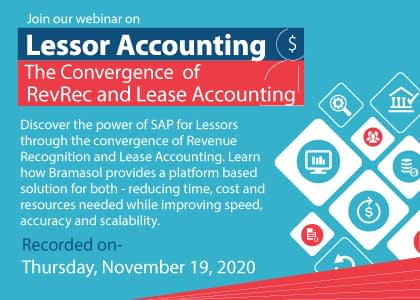 Lessor Accounting - The Convergence of RevRec and Lease Accounting