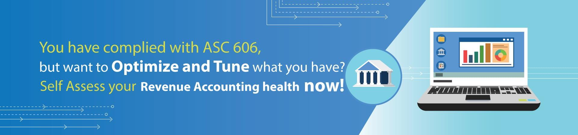 Revenue Recognition Health Check Assessment Slider Banner